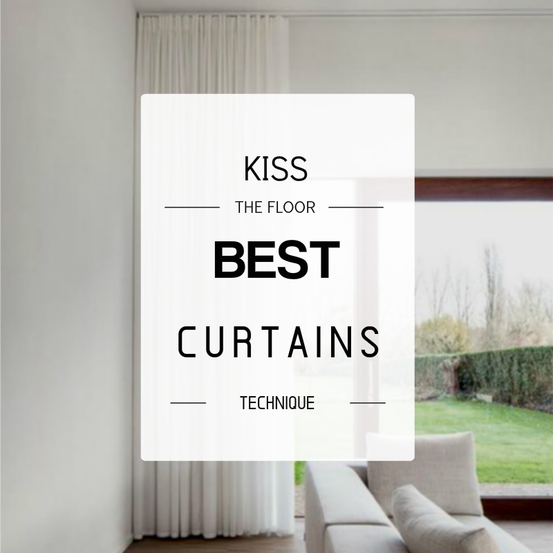 CURTAINS TECHNIQUE