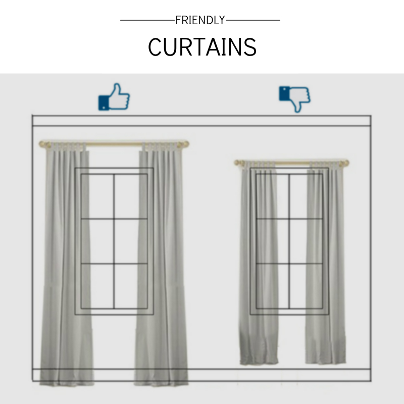 HOW TO BUY CURTAINS