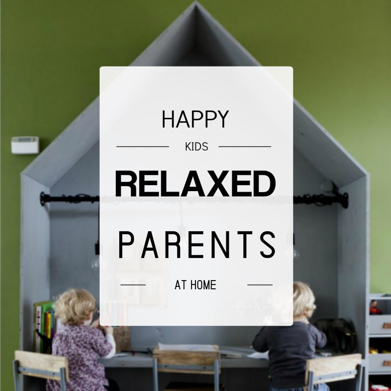 Happy kids, relaxed parents at home 2