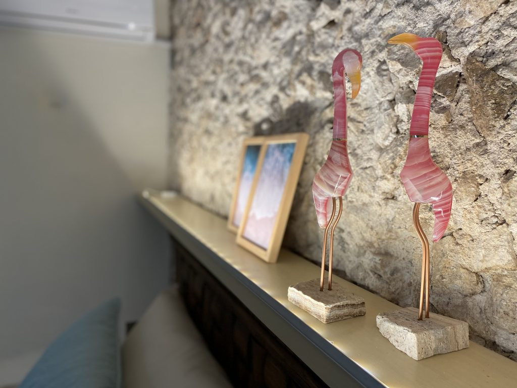 Flamingo decoration