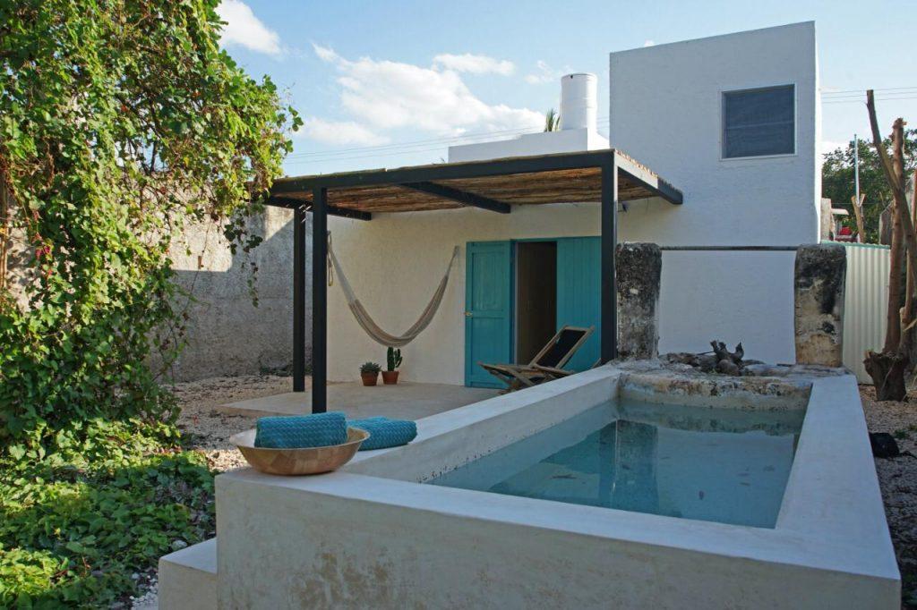 CASA DEL POCITO | Yucatan House for Rent | Garden n Pool | Merida